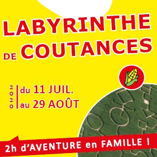 Coutances Labyrinthes de Normandie