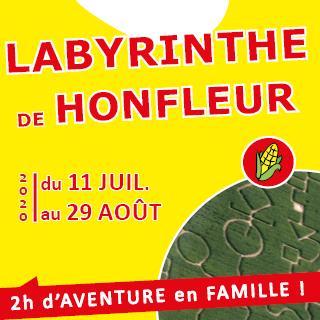Honfleur Labyrinthes de normandie